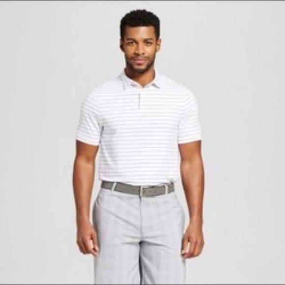 ff4e9d4bd9f417 💥July 4th Sale💥 Men s stripe golf polo